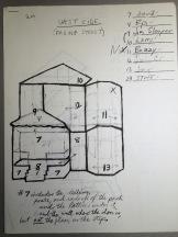 Apportionment of the Havurat Shalom house in Somerville, Massachusetts