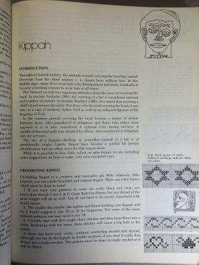 Crochet your own Kippah!