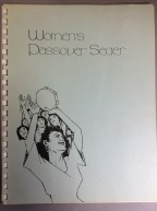 Sharone Abramowitz, Women's Passover seder, 1980
