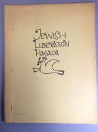 Aviva Zuckoff, Jewish liberation Hagada, 1970