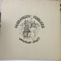 LP recording of Frabrangen Fiddlers, American Chai, 1977