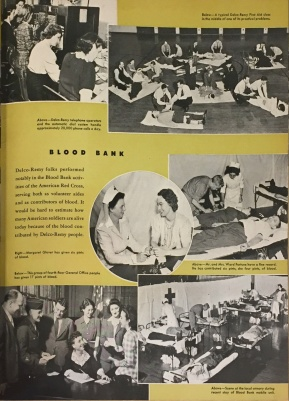 Delco-Remy blood bank (box 1, folder 7)