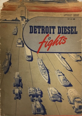 """Detroit Diesel Fights"" (drawer 107)"