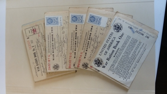 Ration books